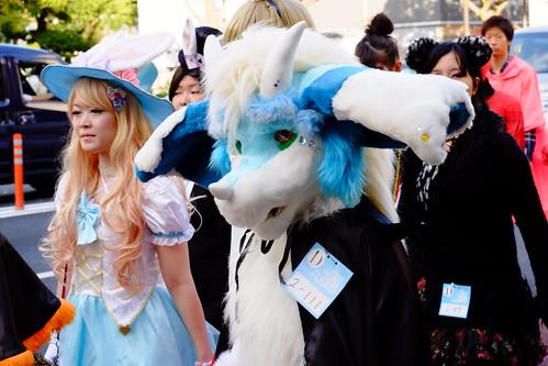 Kawasaki Halloween parade 2014 187