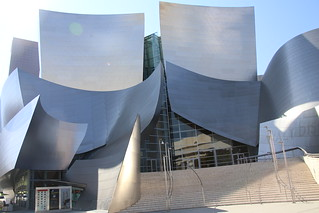 Walt Disney Concert Hall.  LA, California.
