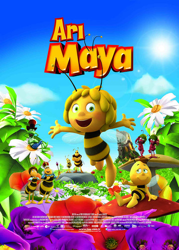 Arı Maya - Maya The Bee Movie