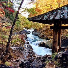 Perfect spot for a rest or snack #nikko