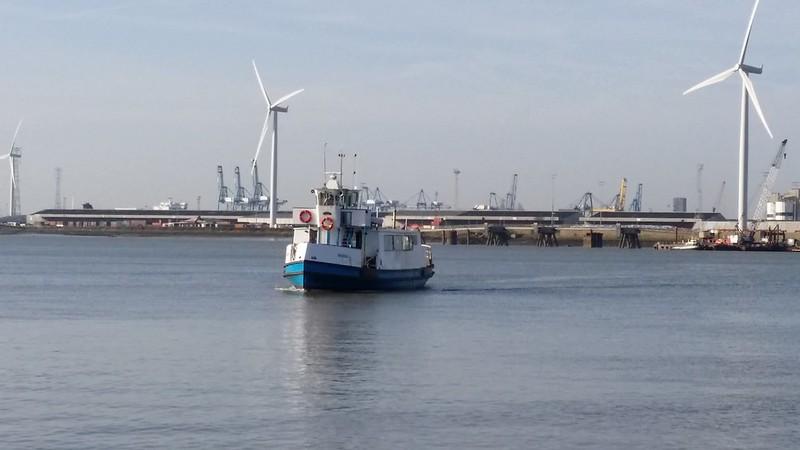 Tilbury ferry #ERHtoGRV #sh
