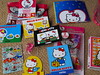 Hello Kitty 40th Anniversary trading cards