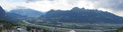 049 Uitzicht hotel Liechtenstein