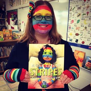 BAD Case of Stripes!