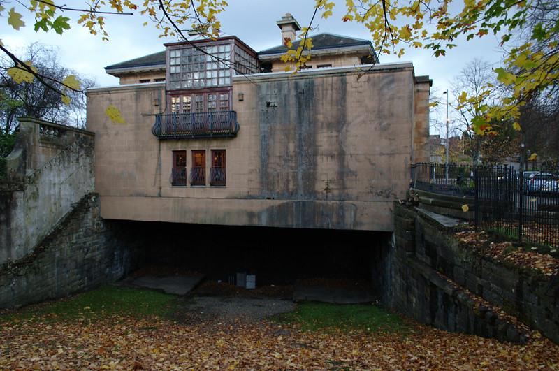 Kelvinside Station