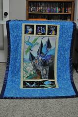 Wizard Blanket
