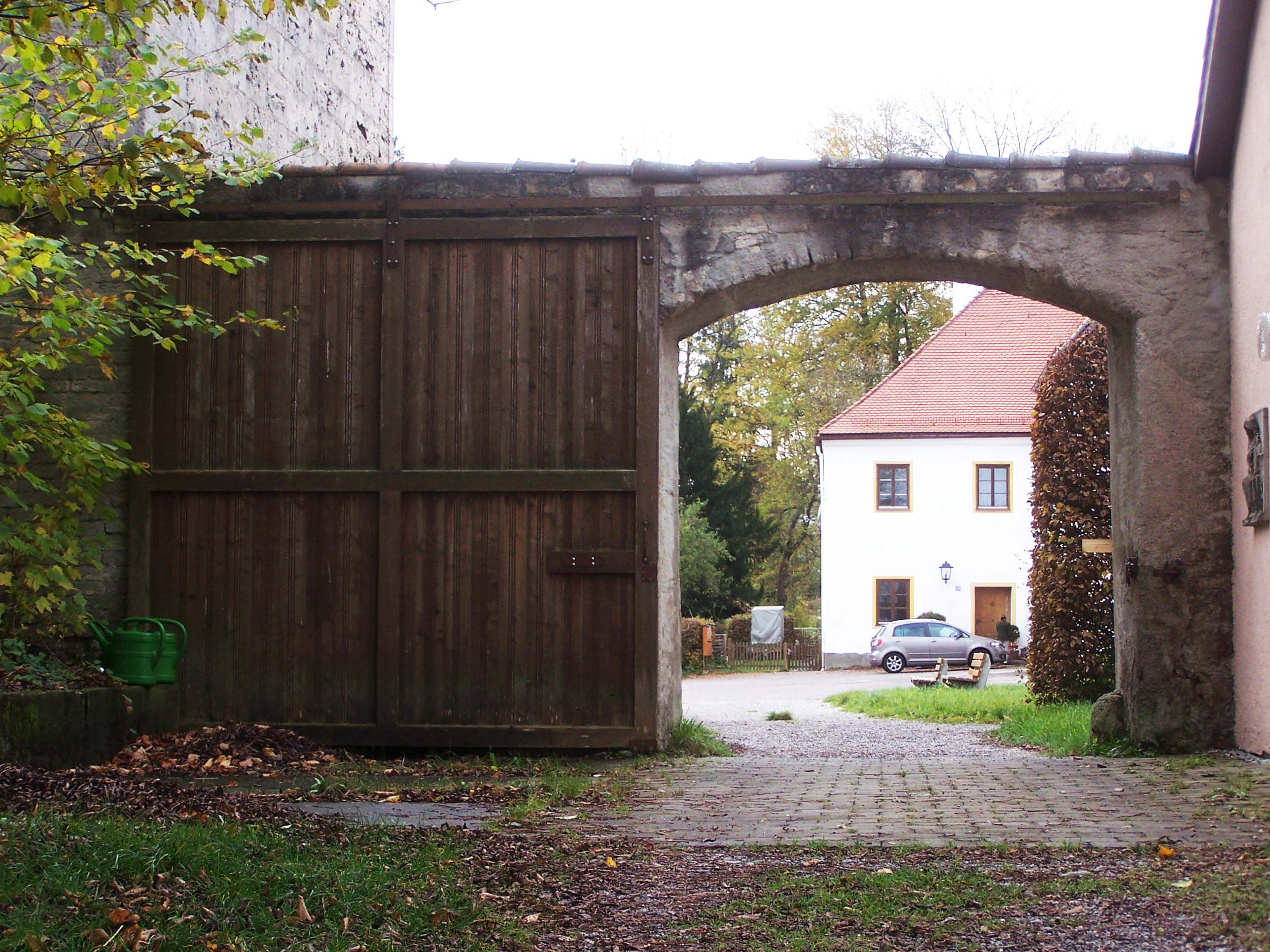 Gates of Wessobrunn