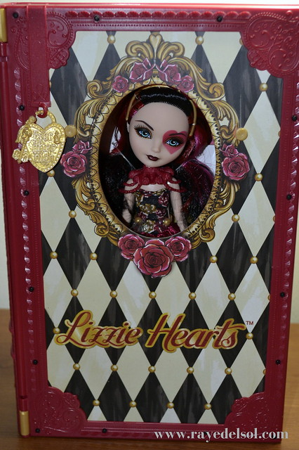 Lizzie Hearts - Spring Unsprung