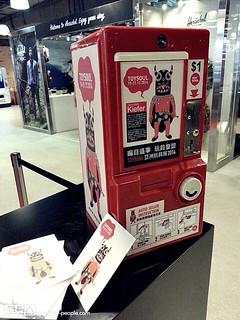 亞洲最強玩具展「TOY SOUL 2014」本週三搶先曝光!