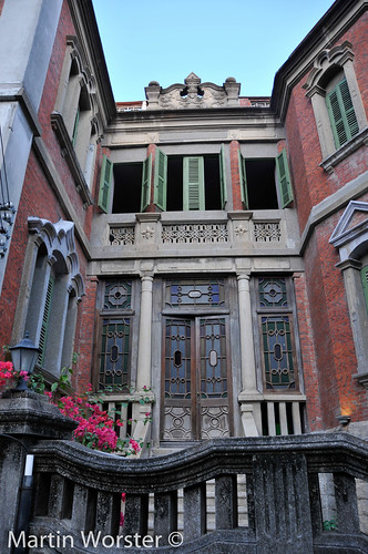 Gulangyu Island, Xiamen, China - Colonial Building