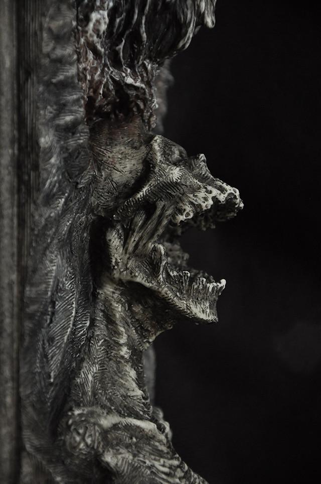 900 Sculptor Studio 玖零零原型工作室【四眼。鴉 】女人 X 烏鴉 X 吶喊 智慧的結晶