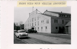 Fort William Armoury