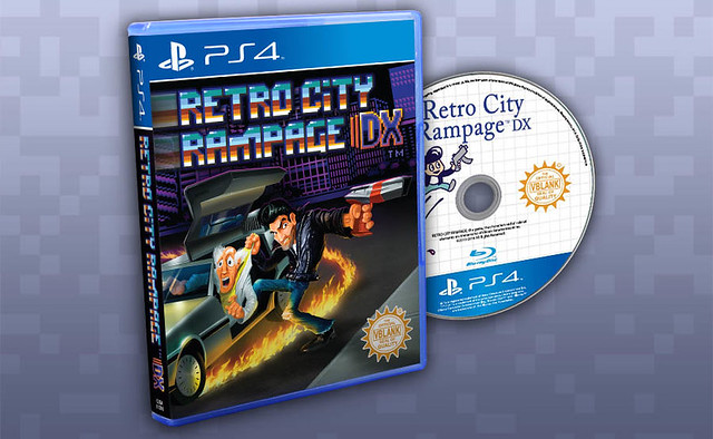 Retro City Rampage DX on PS4