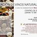 Degustación de Vinos Naturales en el CEBA