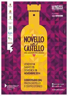 Novello sotto il Castello - Locandina