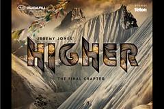 "Premiéra freeride filmu ""HIGHER"" by Jeremy Jones"