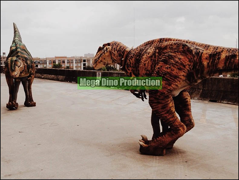 Walking Dinosaurs for Events