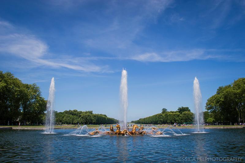 Apollo Fountain Versailles