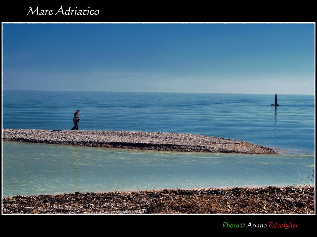 5558d8d5d4 Mare Adriatico, 22 febbraio 2017-1   Ariano Falzolgher   Flickr