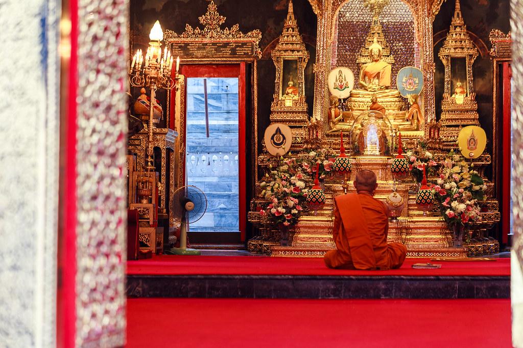 Wat Pathum Khongkha Ratchaworawihan - Bangkok - Around Guides