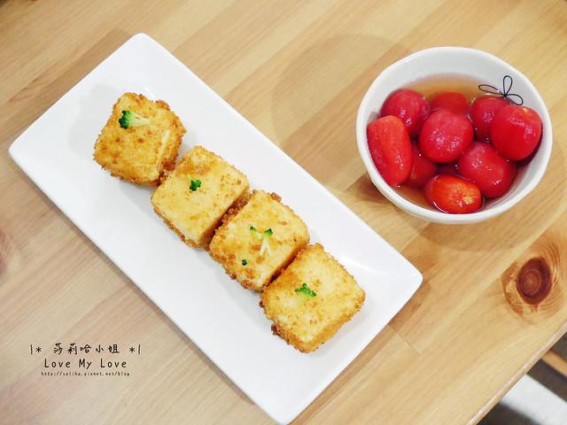 新店大坪林站附近素食餐廳原粹蔬食作 (21)