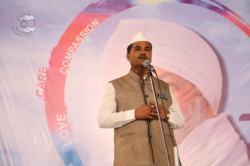 Chandrakant Chavhan from Pune, expresses his views