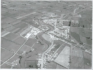 Aerial view of Edgecumbe
