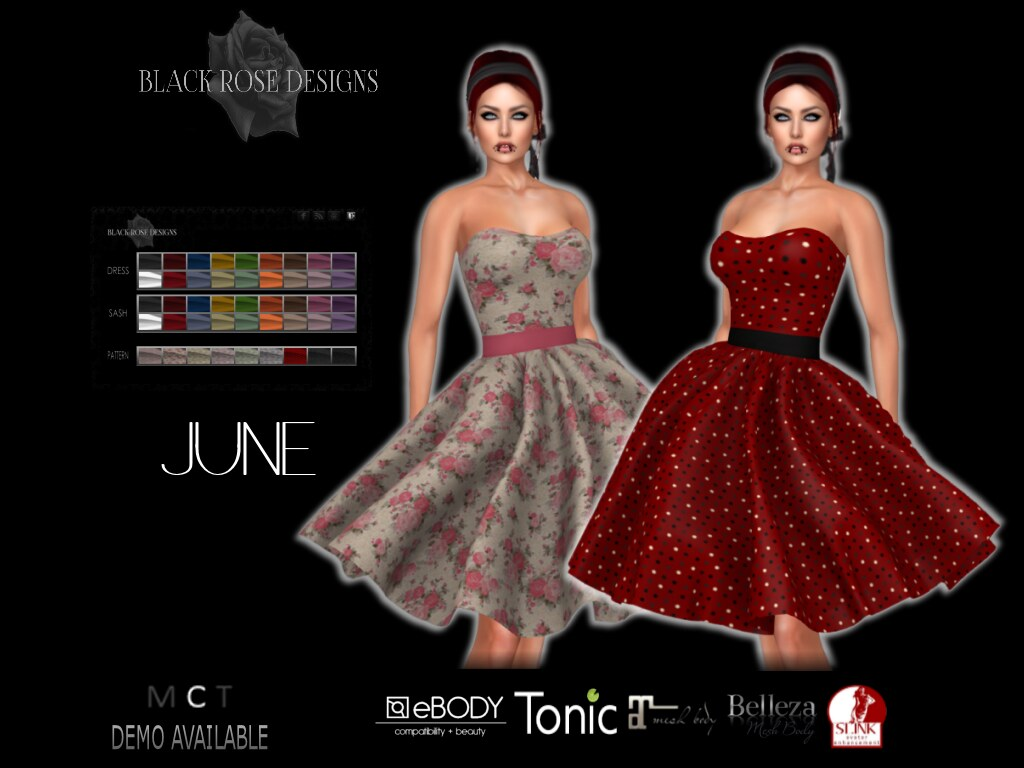 [[BR]] JUNE @ L'ELITE - SecondLifeHub.com