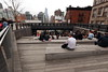 Tenth Avenue Seats (High Line/NYC)