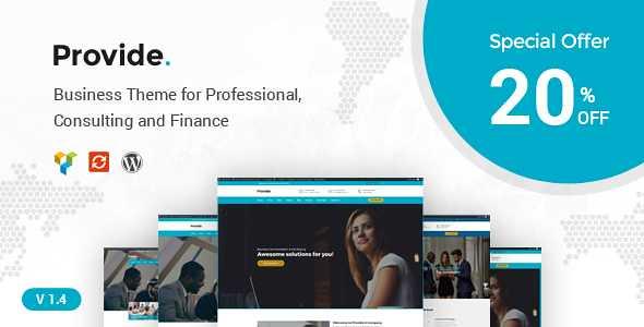 Provide WordPress Theme free download