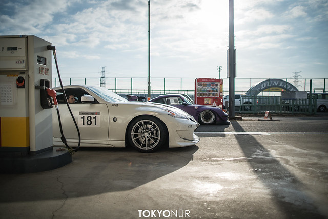 Powerhouse Amuse Nissan 370Z Vestito [2017.03.12 idlers Games Sprint Tsukuba]