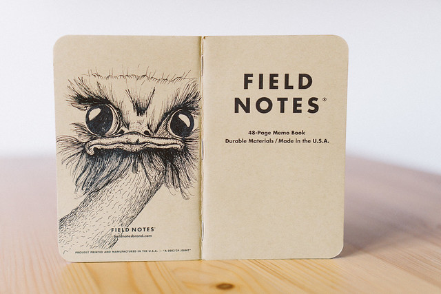 Field Notes #136