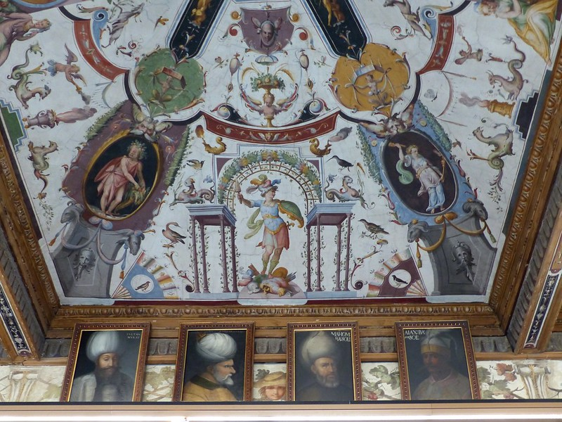 Uffizi Gallery Museum of Florence, Italy