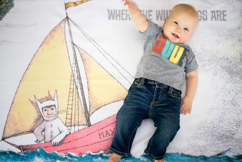 Milo at 9 Months