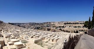 Jerusalem | Jüdischer Friedhof | Jewish Cemetery | Kidrontal | Kidron Valley