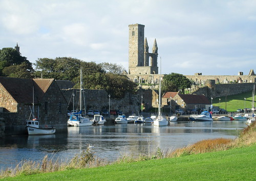 St Andrews harbour 3