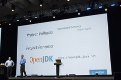 Brian Goetz and Mark Reinhold, JavaOne Technical Keynote, JavaOne 2014 San Francisco