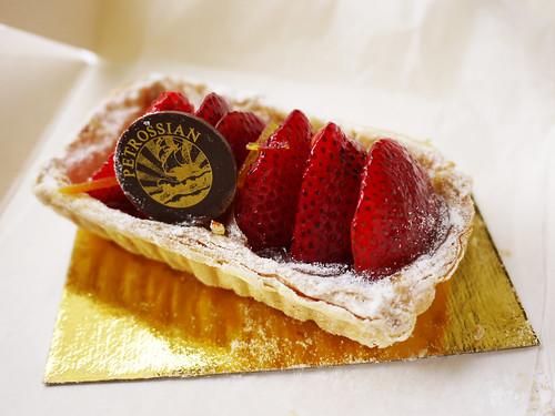 10-14 strawberry tart