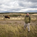 On the Plains with the Bison by jeff_a_goldberg