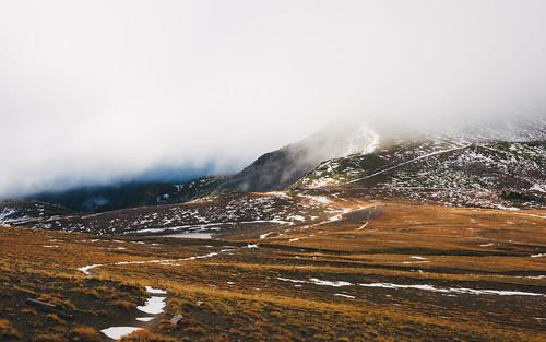autumn snow mountains nature fog clouds landscape outdoors path scenic trail pacificnorthwest washingtonstate mtrainiernationalpark canoneos5dmarkiii sigma35mmf14dghsmart johnwestrock