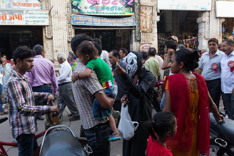 Death, Jamnagar
