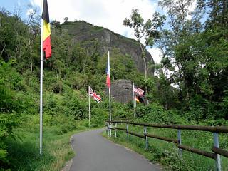 Erpel - Brücke von Remagen