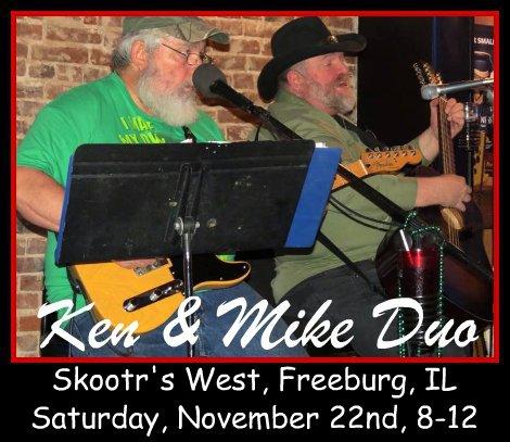 Ken & Mike Duo 11-22-14