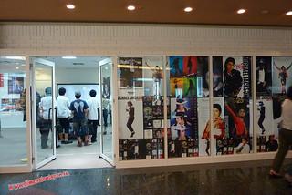 P1060489 Exposicion de Michael Jackson, Canal City, centro comercial (Fukuoka) 12-07-2010 copia