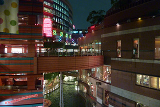 P1060506 Canal City, centro comercial (Fukuoka) 12-07-2010 copia