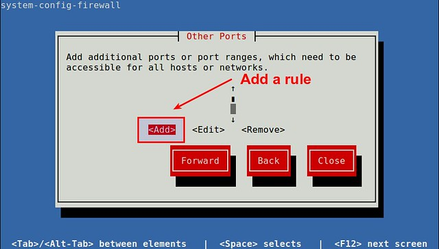 How to open a port in the firewall on CentOS or RHEL - Ask