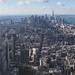 Panorama of Lower Manhattan from the Empire State Building, New York by moose malloy