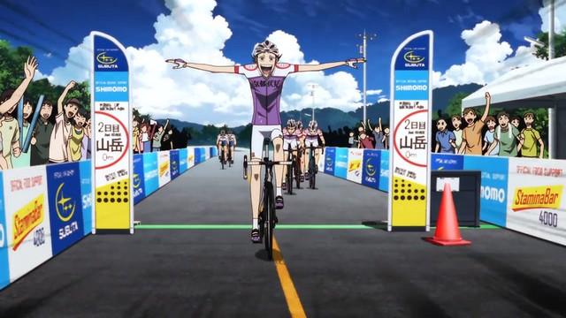 Yowamushi Pedal ep 37 - image 13