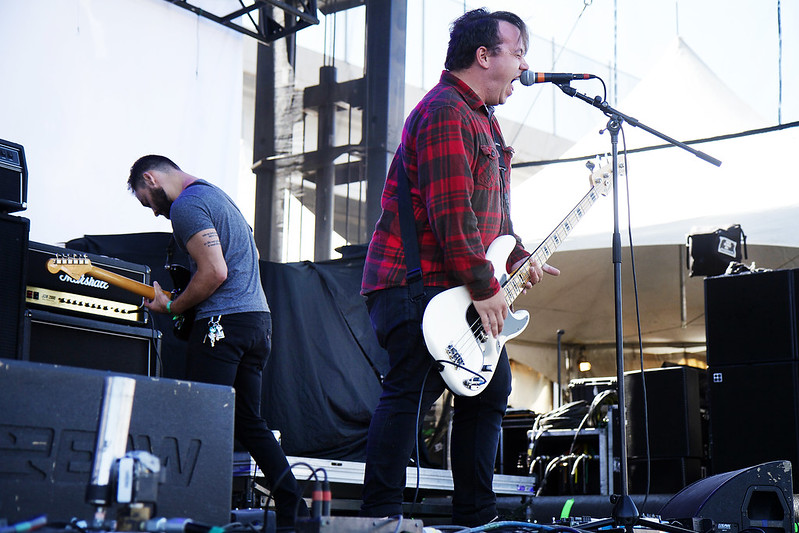 Riot Fest 2014 Denver - Pianos Become The Teeth