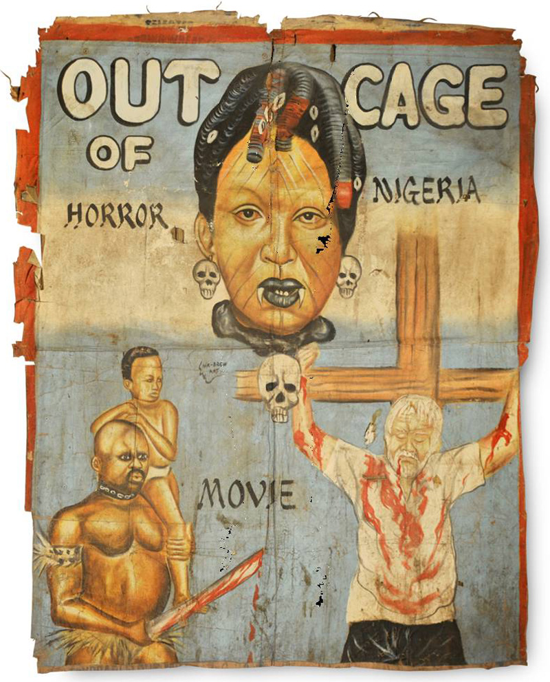 Out Of Cage